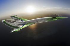 NASA/Lockheed Martin Supersonic Green Machine