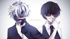 Tokyo Ghoul Kaneki Ken Photo Mask Red Eye Jswm72 1600×900