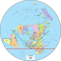 Where is the Sun on Zetetic flat Earth?