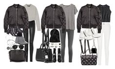 """""""Inspired with requested jacket"""" by nikka-phillips ❤ liked on Polyvore featuring Helmut Lang, TIBI, 3.1 Phillip Lim, Lola, Yves Saint Laurent, Givenchy, Simply Vera, Cartier, J Brand and Nashelle"""