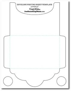 envelope templates by myrna19