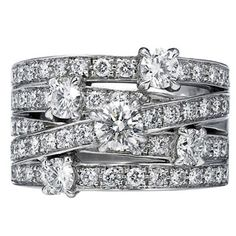 Harry Winston Inspired Rings | harry winston pave: images photos