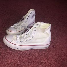 8191ef7d273 21 Best White High Top Converse images