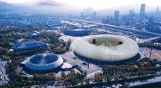 White Stadium, Seoul - SsD