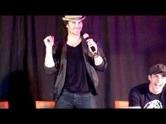 Damon's dance... - YouTube Lord help me every thrust hurts my soul