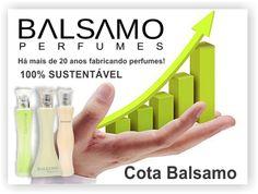 Balsamo Perfumes Cotas | Cota Balsamo Perfumes