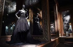 """Savage Beauty"" • V&A Museum • Alexander McQueen"