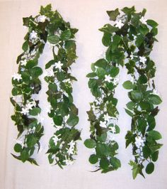 Michaels.com Wedding Department: Ashland™ Classic Traditions Collection Stephanotis 6-Feet Chain Garland This Stephanotis 6-Feet Chain Garland from the Classic Traditions Collection is ideal for the do-it-yourself wedding, shower or luncheon.