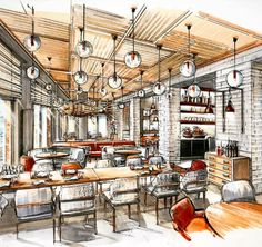 Hotel Restaurant Berlin - Project