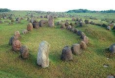 Lindholm Høje, Viking Burial Site, North Jutland