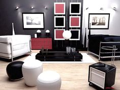 Love this modern style!