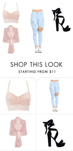 """""""Night out"""" by chanel-queef on Polyvore featuring Charlotte Russe and Ghost"""