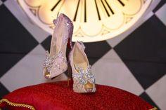 Christian Louboutin tells Cinderella story to Jeanne Beker