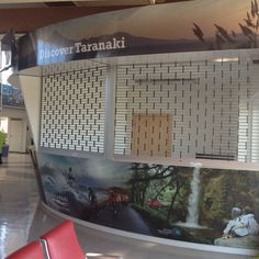 Photo manipulation we did for Venture Taranaki. This was installed at the arrival gate at New Plymouth air port