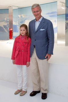 Royal Tots - Princess Elisabeth of Belgium
