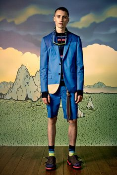 SPRING 2015 MENSWEAR Marc By Marc Jacobs
