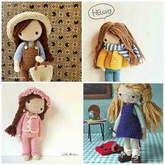 muñecas ;)