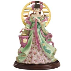 Lena Liu Collectibles | Maiden of Fortune by Lena Liu