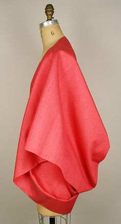 House of Balenciaga | Evening wrap | French | The Met                                                                                                                                                                                 More