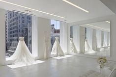 Jin Wang's Lofty Wedding Boutique Feeds a Bride's Dreams