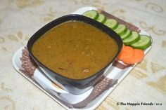 Flavourful Curry Leaves Kulambu