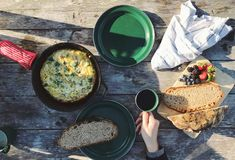 2 Bomb Egg Breakfast Recipes for Your Next Camping Trip