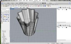 Rhino: Intro to 3D Printable Organic Modeling. Basic introduction to 3D modeling in Rhino with a focus on making a form 3D printable. ONE CO...