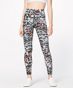 Amazing Fit. Perfect for love handles! Lululemon Wunder Under Hi-Rise Tight