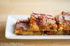 Low Carb Maple Bacon Crack - Grain & Gluten Free, THM S