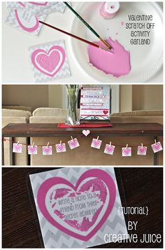 another idea would be to change the messages and give away as valentine's