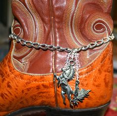 Jewelry Boot Jewelry Boot Wrap Boot Bling Boot by CowgirlUpLadies, $14.75
