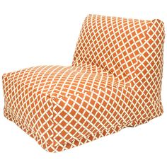 Highland Beanbag, Burnt Orange made by Bean Bags . Outdoor Bean Bag Chair, Bean Chair, Burnt Orange Decor, Rustic Style, Contemporary Style, Home Accessories, Home Goods, Area Rugs, Sweet Home
