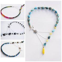 Adrienne Adelle Signature Necklace Collection par adrienneadelle