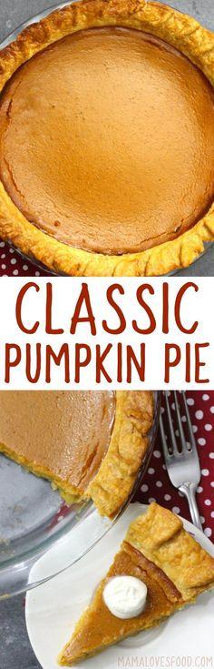 HOW TO MAKE PUMPKIN PIE! #pumpkinpie #pumpkin #pumpkinrecipes #pies #dessert