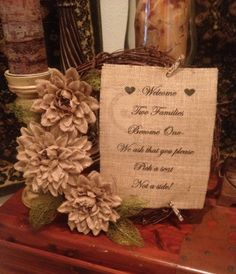 Primitive Grapevine Twig Wreath Welcome Two by PrimitivePics, $49.99
