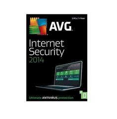 Free after Rebate Software: AVG Internet Security 2014 (3 PCs) Free after $40 Rebate + Free Shipping   Affiliate CJ4256829