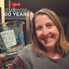 Enter the Pyrex #RaiseYourGlassSweeps and Win #PYREX100