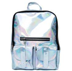 Hologram Laser Backpack