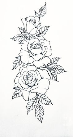 - Tattoo Designs Tattoo Tattoos - – Tattoo Designs Tattoo Tattoos Tattoos Aquarell Tattoos Tattoos … – Tattoo Designs Tattoos T - Rose Drawing Tattoo, Tattoo Sketches, Tattoo Drawings, Rose Drawings, Tattoo Outline Drawing, Rose Tattoo Forearm, Flower Outline Tattoo, Angel Drawing, Tattoo Thigh
