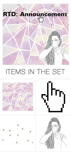 """""""ANNOUNCEMENT!!! XXDDDD"""" by ashlyn91 ❤ liked on Polyvore featuring art"""