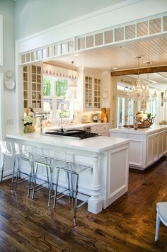 Beautiful! love the layout and the FLOOR!