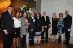 KKL MEXICO presentes en la celebración de Yom Haatzmaut de la Embajada de Israel en México