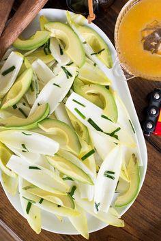 Endive-Avocado Salad