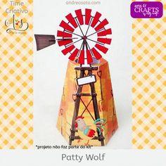 Arts & Crafts by Patty Wolf | INSPIRAÇÃO