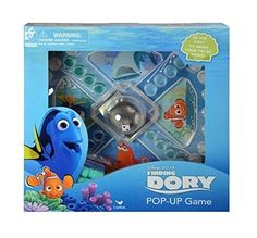 Disney Finding Dory Nemo Board Game PopUp Game for kids by Disney