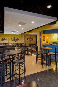 Church Cafe Design & Construction | Midwest Church Construction & Design