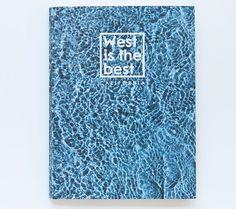 Les plus beaux livres de surf / West is the Best, de Joran Briand, édité par Room Number