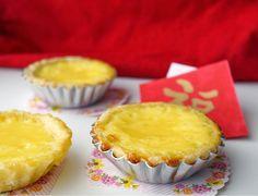 Miss HangryPants: Hong Kong Egg Tarts