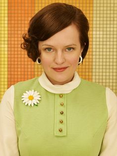 Mad Men Season 7 Cast Photos - New York magazine ran a cover story on Elisabeth Moss this week, saying Peggy had always been the real hero of Mad Men. Um, yeah.