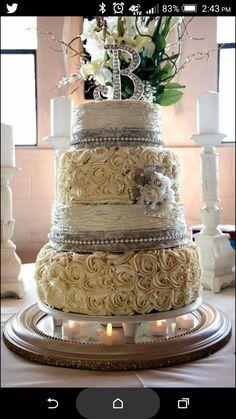 Pam & Craig's 20th cake